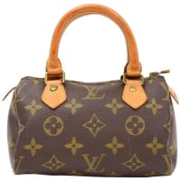 Louis VuittonMini Speedy Sac Hl Monogram Canvas Hand Bag