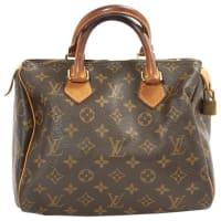 Louis VuittonPre-owned - Speedy leather handbag