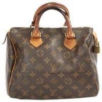 Louis VuittonPre-Owned - Speedy leather handbag