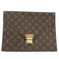 Louis VuittonVintage Louis Vuitton Post Brief / Clutch From The 70s
