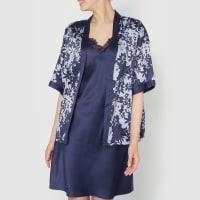 Louise MarnaySet aus Nachthemd und Kimono