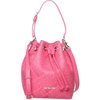 Love MoschinoBeuteltasche Embossed pink