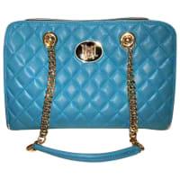 Love MoschinoPre-Owned - Leather handbag