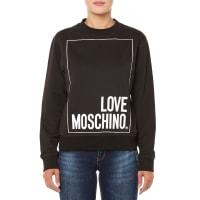 Love MoschinoSweatshirt Schwarz