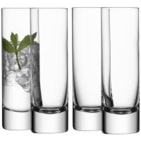 LSABar Long Drink Set 4 Bicchieri