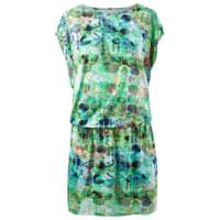 Lygia & Nannyprinted tunic dress, Womens, Size: 46, Green, Polyamide/Spandex/Elastane