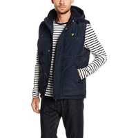 Lyle & ScottHerren Weste Wadded Hooded