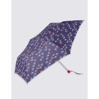 Marks and SpencerM&S Collection Mini Umbrella Print Compact Umbrella with Stormwear