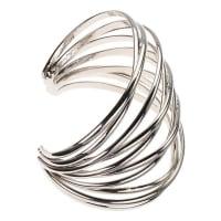MadeleineArmband Dames zilverkleurig