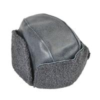Maison MichelComfy Leather Sofia hat