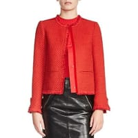 MajeValou Tweed Jacket