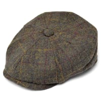 Major WearMörkgrön Newsboy Cap