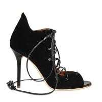 Malone SouliersSavannah velvet sandal