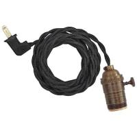Manhattan ProjectThe Fulton LampBlack Twisted