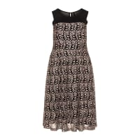 Manon BaptisteFloral embroidered cocktail dress