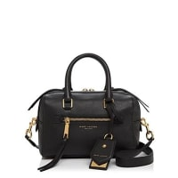 Marc JacobsBauletto Small Leather Satchel