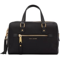 Marc JacobsBlack Trooper Bauletto Bag