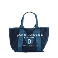 Marc JacobsNew Logo Denim Tote Bag, Blue