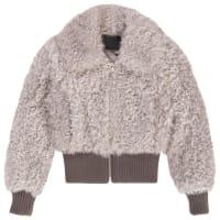 Marc JacobsPre-Owned - Fur Biker jacket