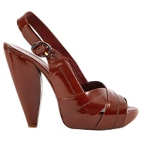 Marc JacobsPre-Owned - LEATHER SANDALS
