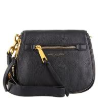 Marc JacobsTasche - Recruit Small Saddle Shoulder Bag Black - in schwarz - Umhängetasche für Damen