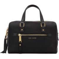 Marc JacobsTrooper Baulleto Bag With Antique Gold Hardware