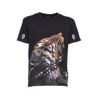 Marcelo BurlonT-Shirt Quebradas con Tigre