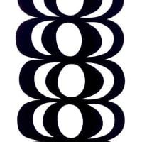 MarimekkoKaivo fabric black-white black-white