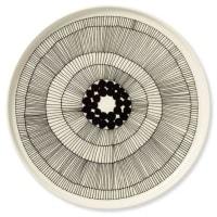 MarimekkoSiirtolapuutarha tallerken Ø 25 cm Ø 25 cm