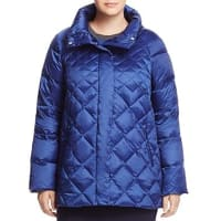 Marina RinaldiQuilted Puffer Down Jacket