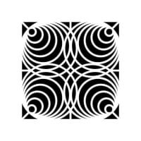 Mark GonyeaSeventy-SevenArt Block - 18x18