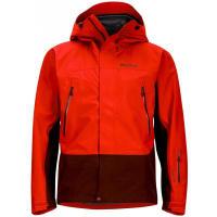 MarmotMs Spire Jacket Mars Orange/Marsala Brown Skijakker