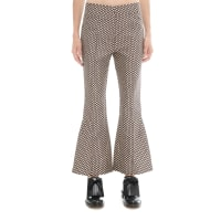 MarniCotton and silk trousers