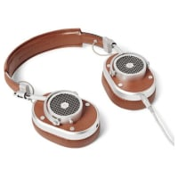 Master & DynamicMh40 Leather Over-ear Headphones - Brown