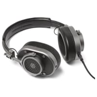 Master & DynamicMh40 Leather Over-ear Headphones - Black