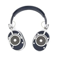 Master & DynamicMH40 headphones, Blue