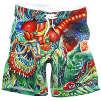 MastodonOnce More Round The Sun Short de bain multicolore