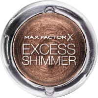 Max FactorMake-Up Augen Excess Shimmer Eyeshadow Nr. 05 Crystal 7 g