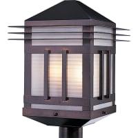Maxim LightingMaxim Lighting Gatsby Outdoor Post/Pier Fixture in Burnished