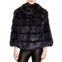 Maximilian FursMaximilian Nafa Fox Fur Coat