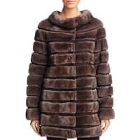 Maximilian Fursx Carmen Marc Valvo Mink Fur Coat