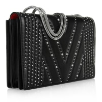 MCMUmhängetaschen - Diamond Disco Shoulder Bag Medium Black - in schwarz für Damen