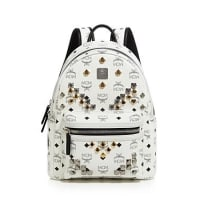 MCMSmall M Stud Backpack