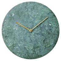 MenuMarble Wall ClockGreen