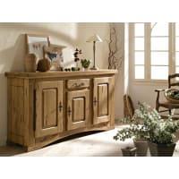 Meuble HouseBuffet 3 portes, 2 tiroirs Auvergnate
