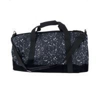 Mi PacSplattered Duffel A07 Black/White
