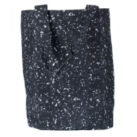 Mi PacSplattered Tote Bag 004 Black/White