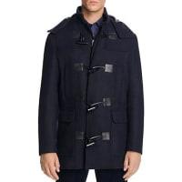 Michael KorsDouble Faced Hooded Duffle Coat
