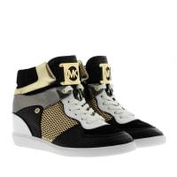 Michael KorsSneakers - Nikko High Top Sneakers Black/Gold - in gold, schwarz für Damen