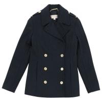 Michael KorsPre-Owned - Blue Wool Coat